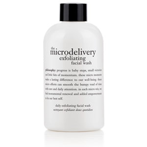 The Microdelivery Exfoliating Facial Wash