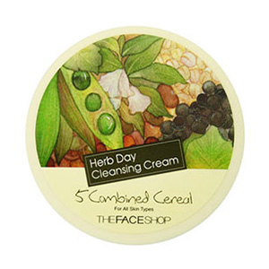 Herb Day Cleansing Cream 5 Grains Cereal