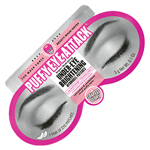 Puffy Eye Attack™Under-Eye Brightening Hydrogel Patches