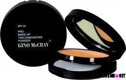 GINO McCRAY Pro Make-Up Q10&Collagen Two Dimensions Powder