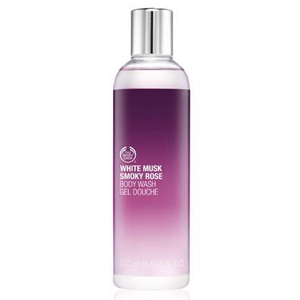White Musk Smoky Rose Bath & Shower Gel