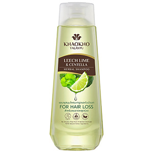 Leech Lime & Centella Herbal Shampoo
