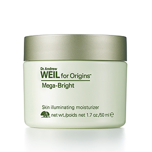 Dr. Andrew Weil for Origins™ Mega-Bright Skin illuminating moisturizer
