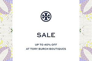 Tory Burch End of Season Sale!!