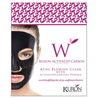 Activated Carbon Crystal Mask