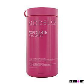 Exfoliate Body Wipes