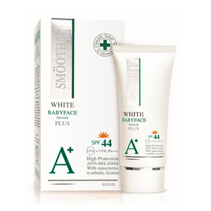 White Baby Face Serum Plus SPF44
