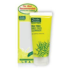 Tea Tree Daily Face Cleanser