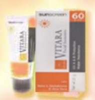 Vitara Sunscreen Cream SPF 60