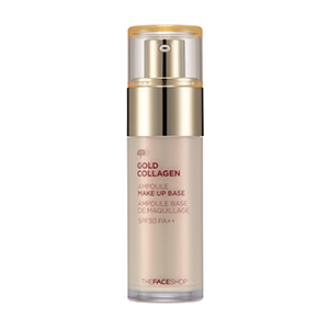 Gold Collagen Ampoule Makeup Base SPF30 PA++