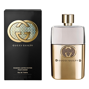 GUILTY DIAMOND POUR HOMME LIMITED EDITION