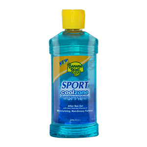 CoolZone Sport After Sun Gel