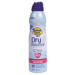 Dry Balance Sunscreen Spray SPF50+ PA+++