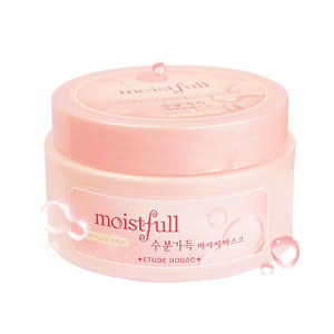 Moistfull Massage Mask Pack