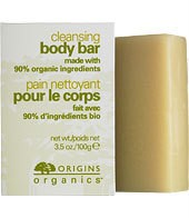 Cleansing Body Bar Made with 90% Organic Ingredients