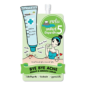 Bye Bye Acne Bright & Smooth Serum