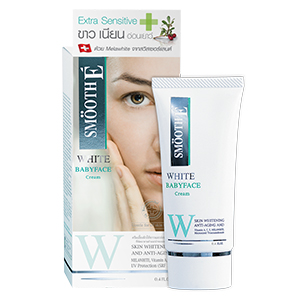 White Baby Face Cream