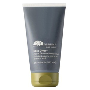 Skin Diver Active Charcoal body wash