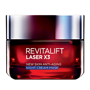 Rivitalift Night Cream Mask
