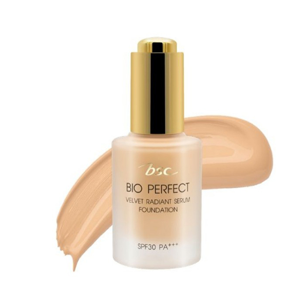 BIO VELVET RADIANT SERUM FOUNDATION
