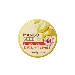 Lovely Meex Mangoseed Lip Scrub