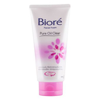 Biore Facial Foam Pure Oil Clear