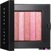 Peony Shimmer Brick Compact