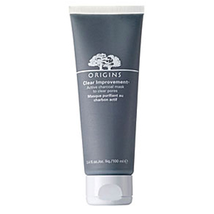 Clear Improvement Active charcoal mask to clear po