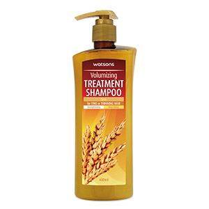Volumizing Treatment Shampoo Beer