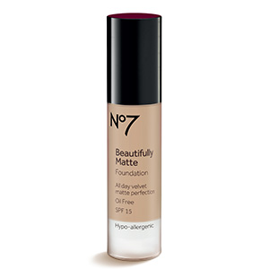 Beautifully Matte Foundation