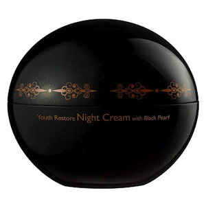 Youth Restore with Black Pearl Night Cream