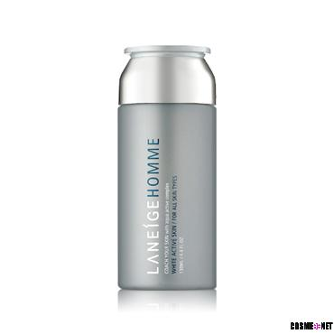 Homme White Active Skin
