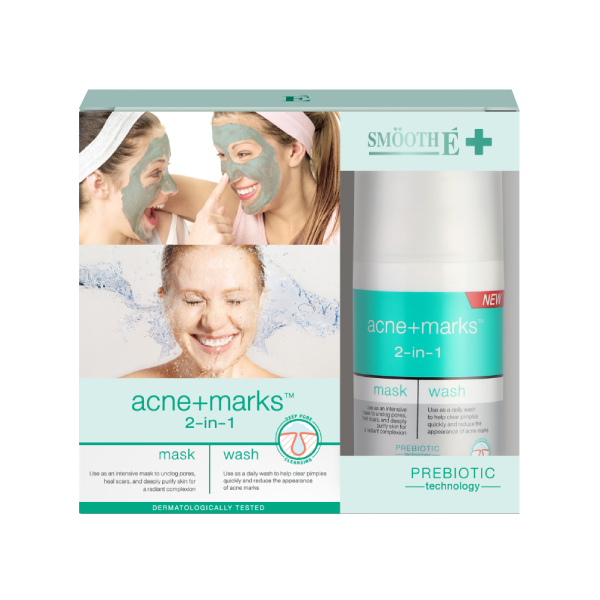 BABYFACE 2in1 Mask and Wash