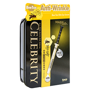 Celebrity Bee-Tox Elite Eye Serum