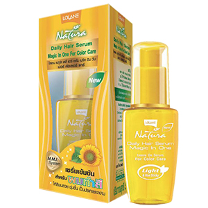 Natura Daily Hair Serum Magic In One For Color Care