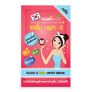 Gluta-C Wink White Serum