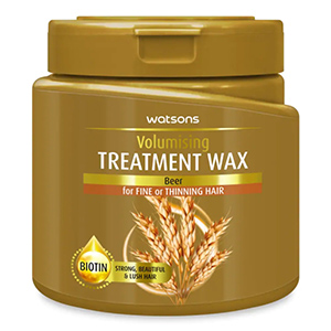 Volumising Treatment Wax Beer
