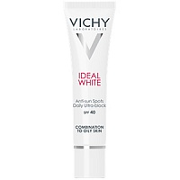 IDEAL WHITE ANTI-SUNSPOTS DAILY ULTRA-BLOCK SPF40 PA+++ (COMBINATION TO OILY)