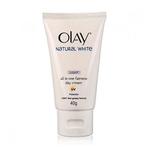 Natural White Light all in One Fairness Day Cream