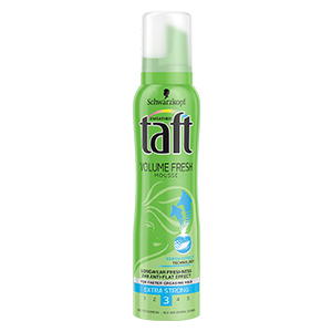 Taft Volume Fresh Mousse
