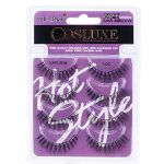 Valuepack Eyelashes 4 Pairs