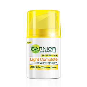 Light Complete White Speed City Ready SPF 36/PA+++