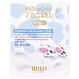 Milky Gold Facial Mask Sheet