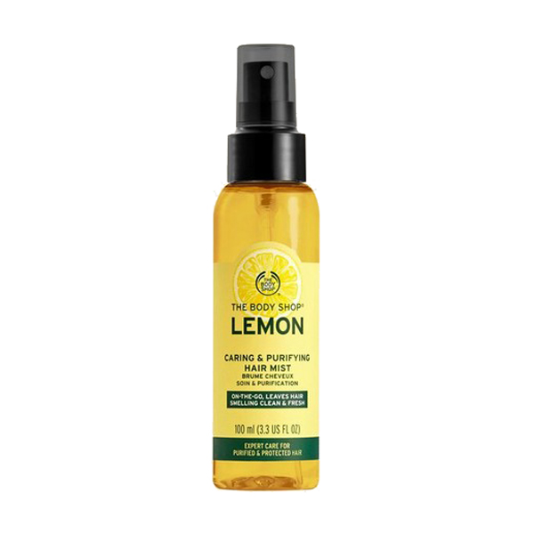 Lemon Caring and Purifying Hair Mist