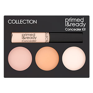 Primed & Ready Concealer Kit