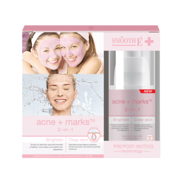 BABYFACE 2in1 Scrub and Mask