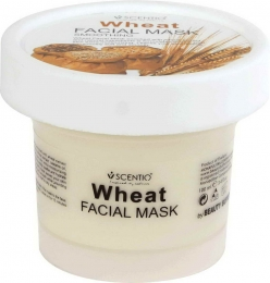 Scentio Wheat Smoothing Facial Mask