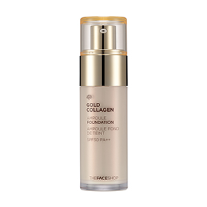 Gold Collagen Ampoule Foundation SPF30 PA++