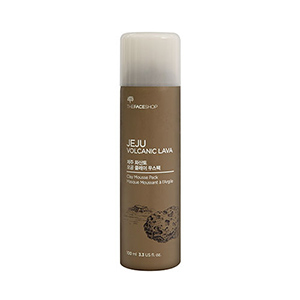 Jeju Volcanic Lava Pore Clay Mousse Pack