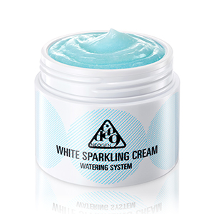 White Sparkling Cream